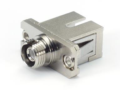 FC-SC Hybrid Fiber adapter