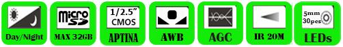IP Camera WAD-4050DW