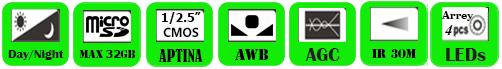IP Camera WAB-1050WF