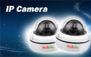IP Camera - กล้องวงจรปิดไร้สาย