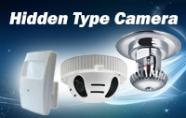 Hidden Type Camera